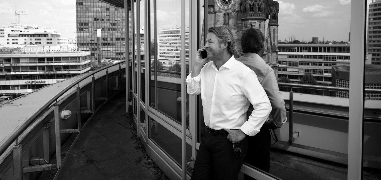 Prof. Dr. Peter Fissenewert, Rechtsanwalt der Kanzlei Buse Heberer Fromm