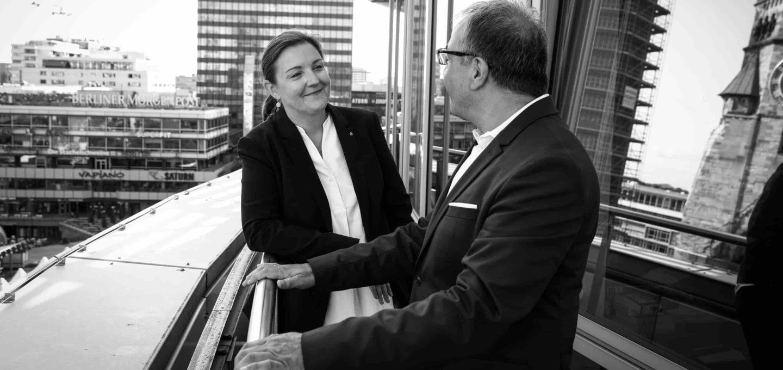 Sabine Feindura, Rechtsanwältin der Kanzlei Buse Heberer Fromm
