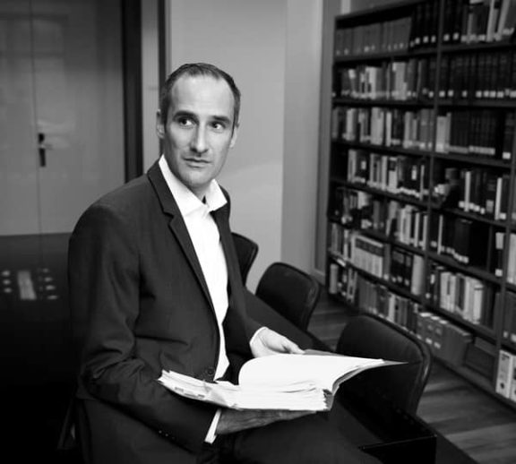 Alexander Krol, Rechtsanwalt der Kanzlei Buse Heberer Fromm