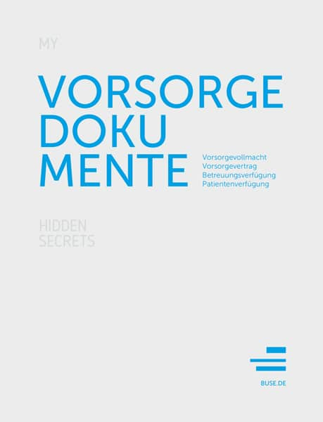 My Hidden Secrets: Vorsorgedokumente, Sabine Feindura, Rechtsanwältin der Kanzlei Buse Heberer Fromm