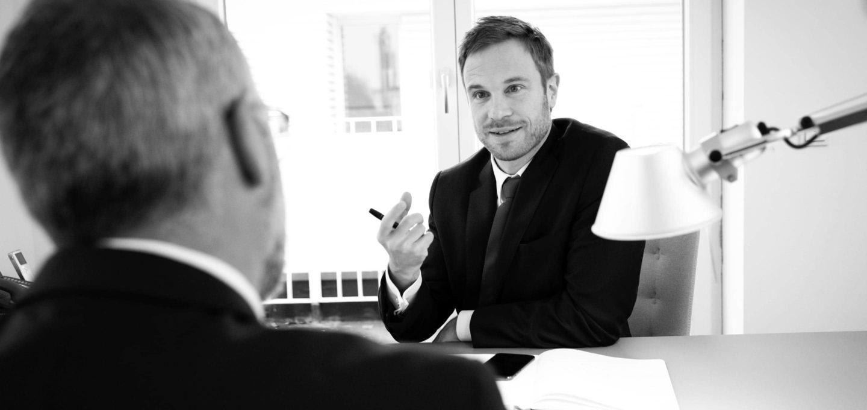 Dr. Gösta Schindler, Rechtsanwalt der Kanzlei Buse Heberer Fromm