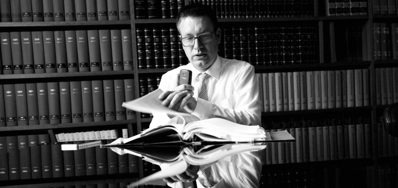 Michael Eschenbacher, Rechtsanwalt der Kanzlei Buse Heberer Fromm
