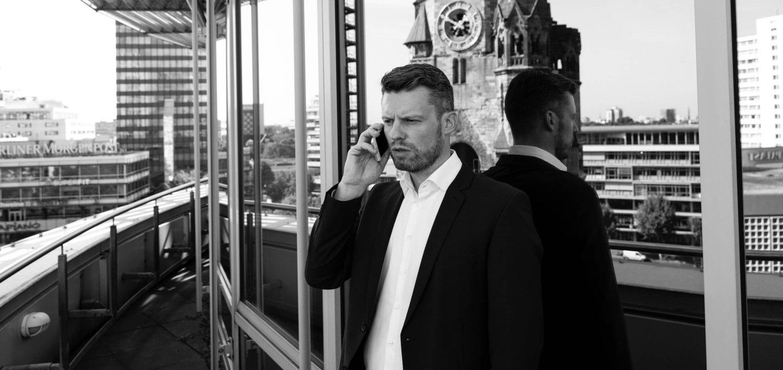 Michal Deja, Rechtsanwalt der Kanzlei Buse Heberer Fromm