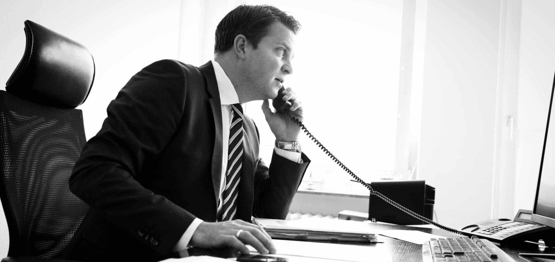Thomas Draguhn, Rechtsanwalt der Kanzlei Buse Heberer Fromm