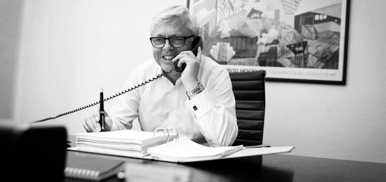 Wolfgang Großmann, Rechtsanwalt der Kanzlei Buse Heberer Fromm