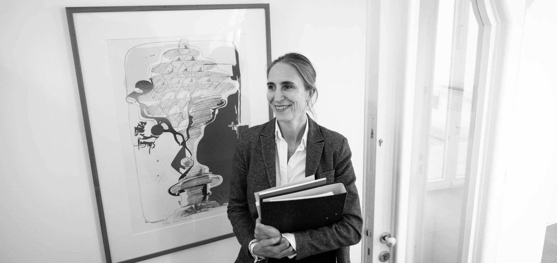 Christina Berking, Rechtsanwältin der Kanzlei Buse Heberer Fromm