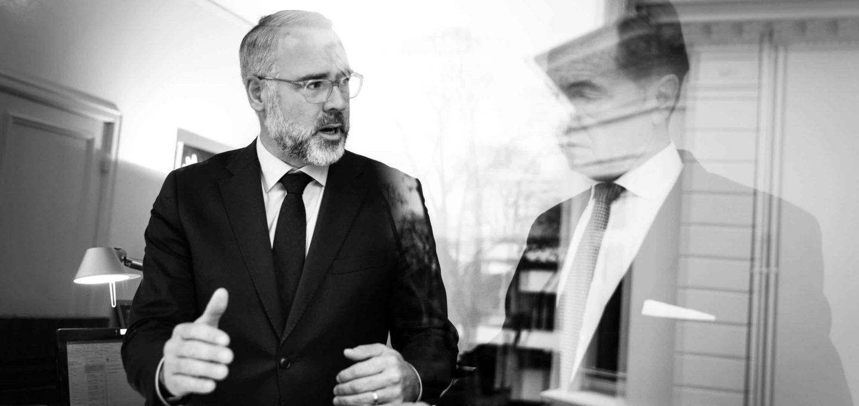 Ernst Brückner, Rechtsanwalt und Steuerberater der Kanzlei Buse Heberer Fromm
