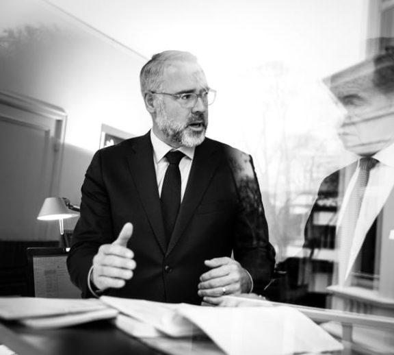 Ernst Brückner, Rechtsanwalt der Kanzlei Buse Heberer Fromm