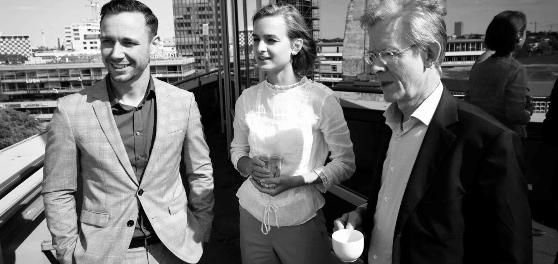 Katharina Schrader, Rechtsanwältin der Kanzlei Buse Heberer Fromm