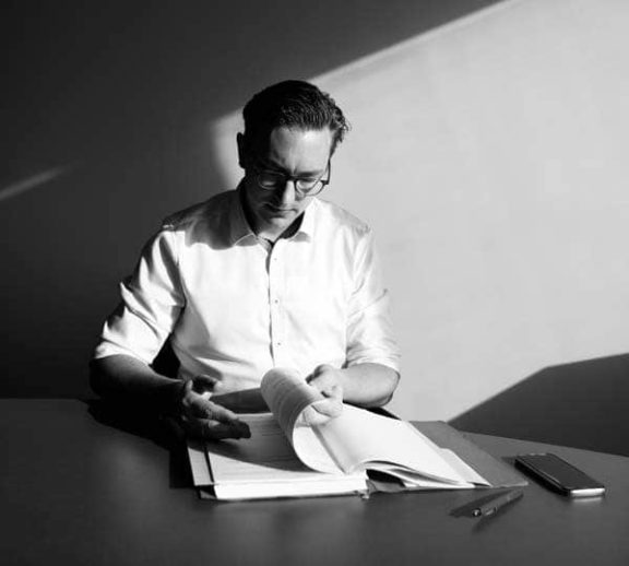 Lukas Stähler, Rechtsanwalt der Wirtschaftskanzlei Buse Heberer Fromm