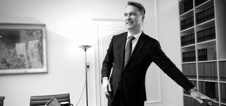 Markus Ruhmann, Rechtsanwalt der Kanzlei Buse Heberer Fromm