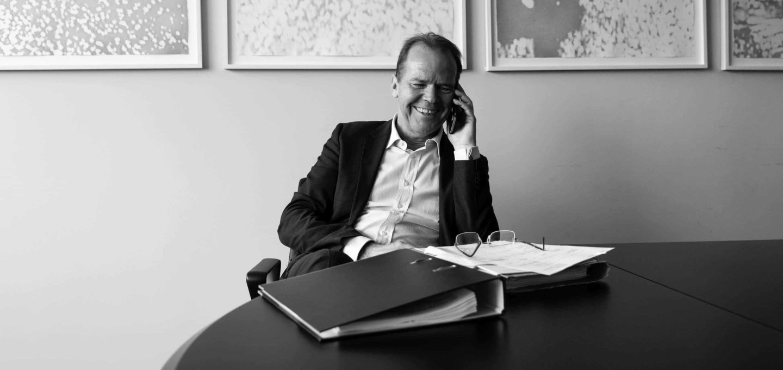 Michael Banhardt, Rechtsanwalt der Kanzlei Buse Heberer Fromm