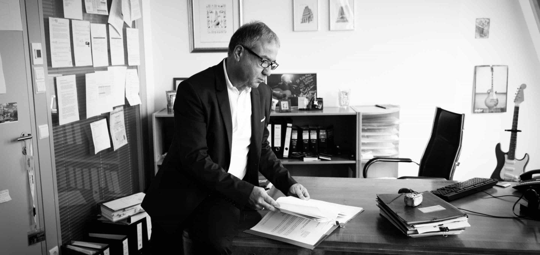 Nezih Ülkekul, Rechtsanwalt der Kanzlei Buse Heberer Fromm
