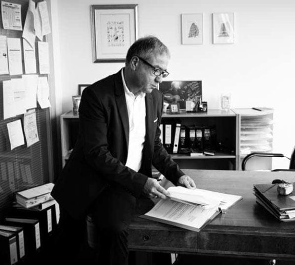 Nezih Ülkekul, Rechtsanwalt der Wirtschaftskanzlei Buse Heberer Fromm