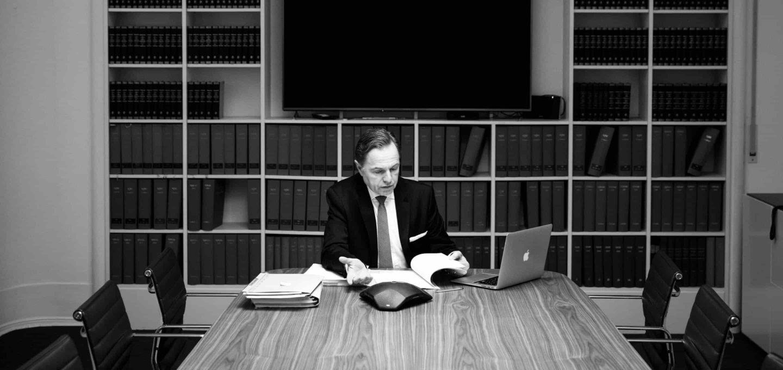 Sven H. Ahlburg, Rechtsanwalt der Kanzlei Buse Heberer Fromm