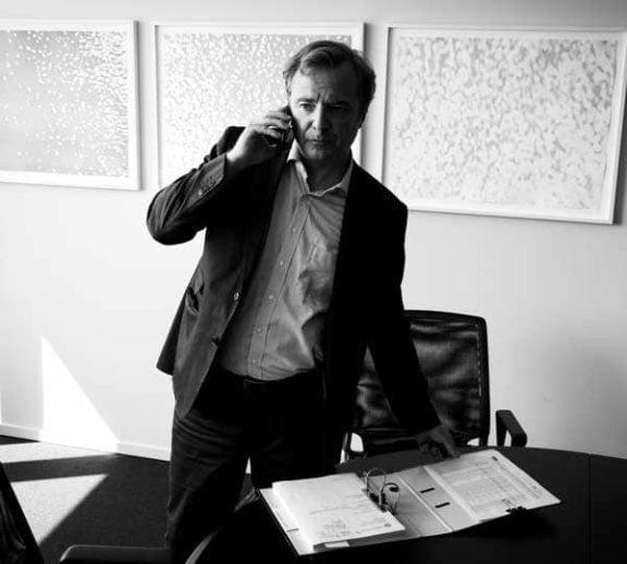 Tobias Hollerbach, Rechtsanwalt der Kanzlei Buse Heberer Fromm