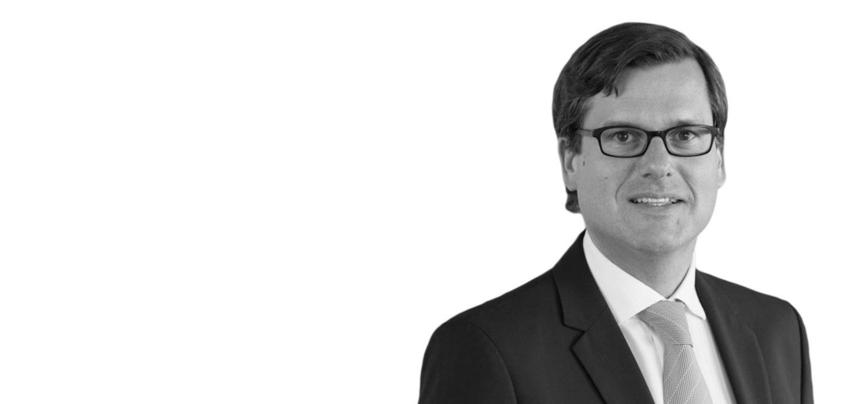 Alexander Herbert, Rechtsanwalt der Kanzlei Buse Heberer Fromm in Zürich und Berlin