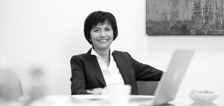 Angelika Schwabe, Rechtsanwältin der Kanzlei Buse Heberer Fromm
