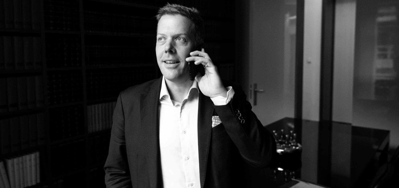 Carsten Steinert, Rechtsanwalt und Fachanwalt für Vergaberecht der Kanzlei Buse Heberer Fromm