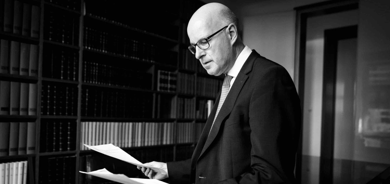 Christian Quack, Rechtsanwalt der Kanzlei Buse Heberer Fromm