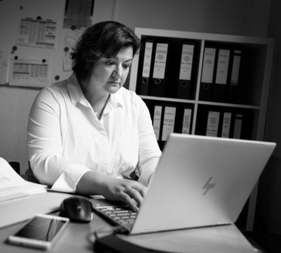 Christiane Micha, Rechtsanwältin der Kanzlei Buse Heberer Fromm