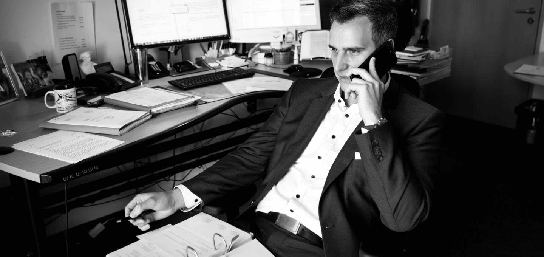 Christoph A. Eichler, Rechtsanwalt der Kanzlei Buse Heberer Fromm