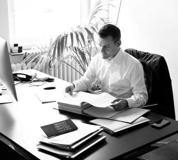 Erbo Heinrich, Rechtsanwalt der Kanzlei Buse Heberer Fromm