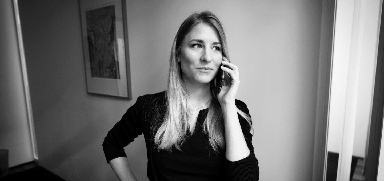 Franziska Grüdelbach, Rechtsanwältin der Kanzlei Buse Heberer Fromm