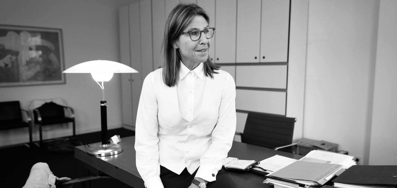Ines Heydasch, Rechtsanwältin der Kanzlei Buse Heberer Fromm