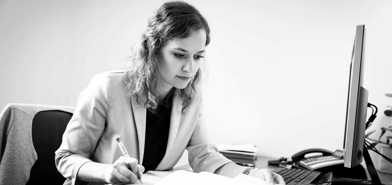 Ines Lücke, Rechtsanwältin der Kanzlei Buse Heberer Fromm