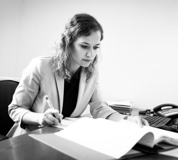 Ines Frühbauer, Rechtsanwältin der Kanzlei Buse Heberer Fromm
