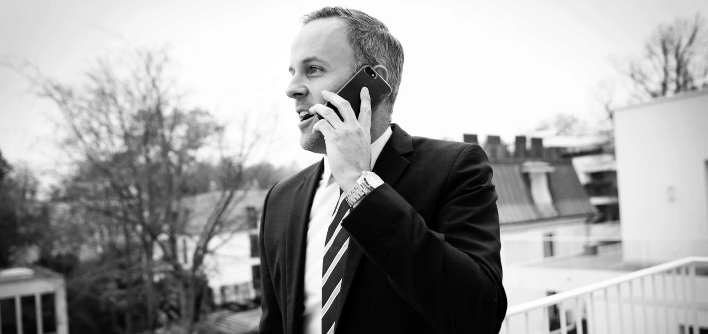 Jan Greve, Rechtsanwalt der Kanzlei Buse Heberer Fromm