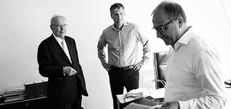Jasper Hagenberg, Rechtsanwalt der Kanzlei Buse Heberer Fromm