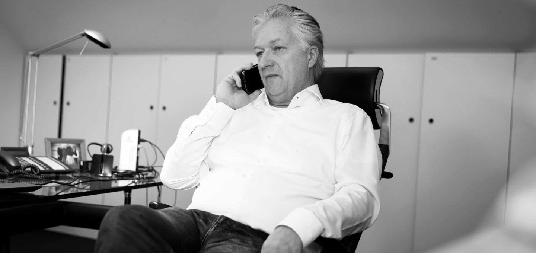 Dr. Jürgen Miegel, Rechtsanwalt der Kanzlei Buse Heberer Fromm