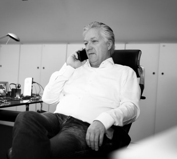 Jürgen Miegel, Rechtsanwalt der Kanzlei Buse Heberer Fromm