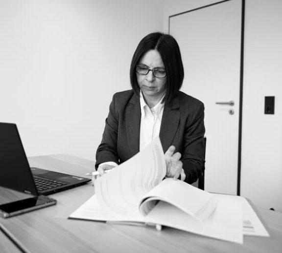 Kathrin Pietras, Rechtsanwältin der Kanzlei Buse Heberer Fromm