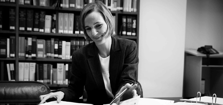 Kristina Plenty, Rechtsanwältin der Kanzlei Buse Heberer Fromm