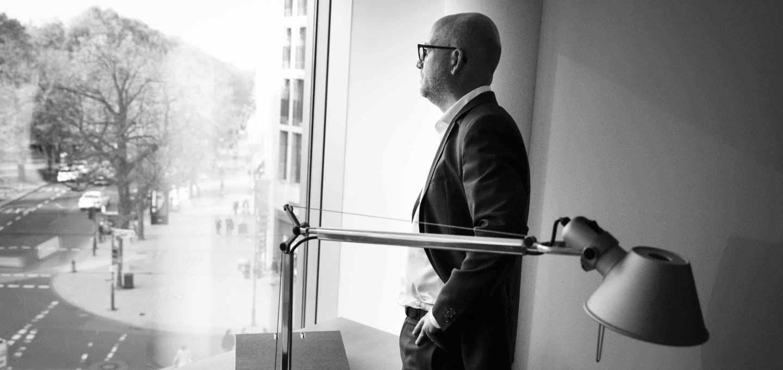 Lars Roßner, Rechtsanwalt der Kanzlei Buse Heberer Fromm