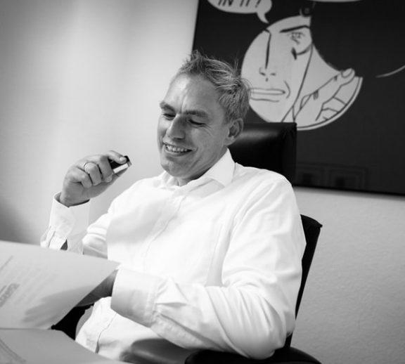 Marius Kimmling, Rechtsanwalt der Kanzlei Buse Heberer Fromm