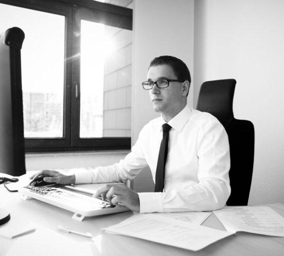 Markus Laskowsky, Rechtsanwalt in der Kanzlei Buse Heberer Fromm