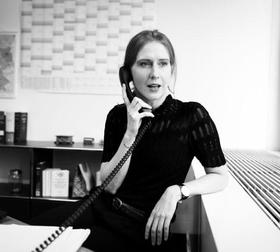 Martina Hadasch, Rechtsanwältin der Kanzlei Buse Heberer Fromm