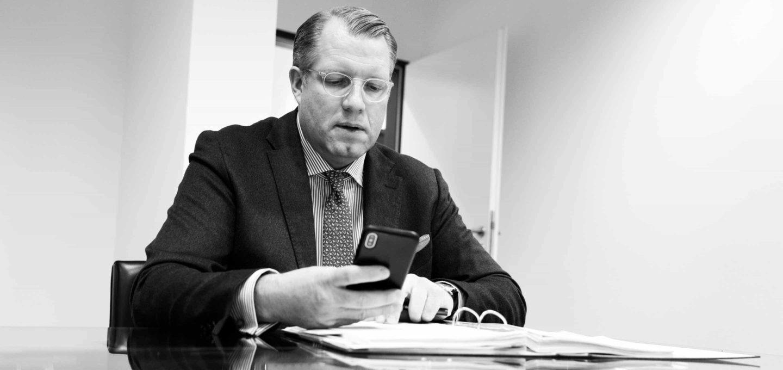 Michael Kuffer, Rechtsanwalt der Kanzlei Buse Heberer Fromm