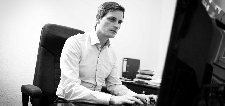 Michael Winckler, Rechtsanwalt der Kanzlei Buse Heberer Fromm
