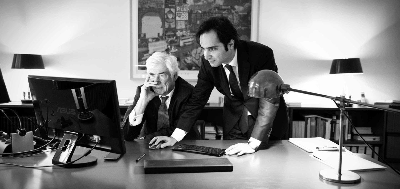 Dr. Mohammad Reza Ranjbar, Rechtsanwalt der Kanzlei Buse Heberer Fromm