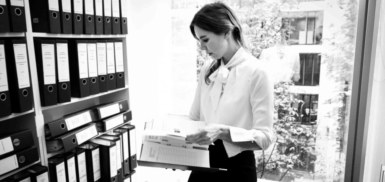 Sonja Reitzug, Rechtsanwältin der Kanzlei Buse Heberer Fromm