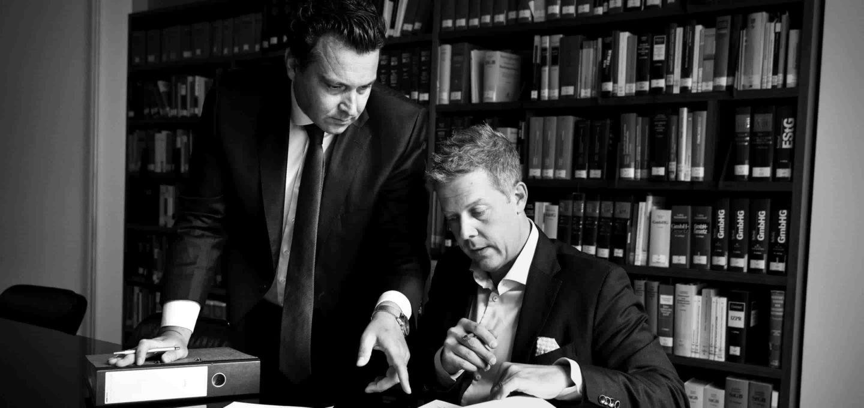 Stefan Pooth, Rechtsanwalt der Kanzlei Buse Heberer Fromm