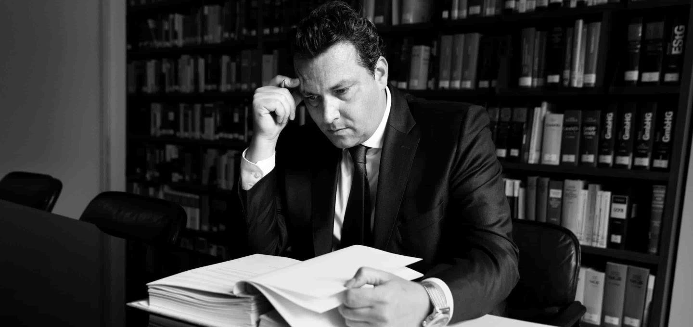 Dr. Stefan Pooth, Rechtsanwalt der Kanzlei Buse Heberer Fromm
