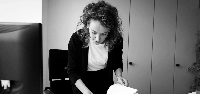 Tanja Radoux, Rechtsanwältin der Kanzlei Buse Heberer Fromm