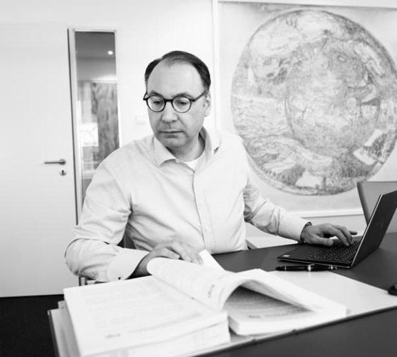 Thomas Hausbeck, Rechtsanwalt der Kanzlei Buse Heberer Fromm