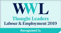 Who's Who Legal Thought Leaders Labour & Employment Law